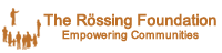Rössing Foundation logo